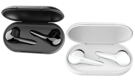 One or Two Wireless Bluetooth Earphones