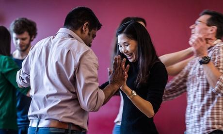 Salsa-Anfänger-Kurs für 1 oder 2 Personen in der Tanzschule Salsa Autentica