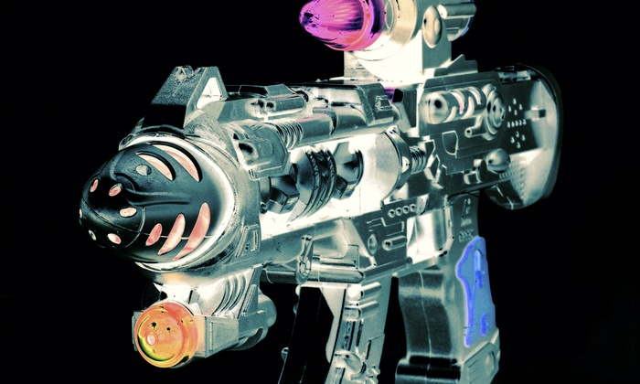 Battleground Lazer Tag - Akron / Canton: $189 for $420 Worth of Laser Tag — Battleground Lazer Tag