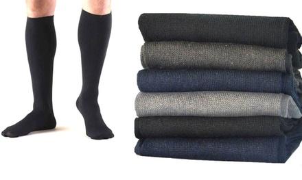 12 o 24 calze da uomo
