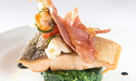 Three-Course Meal with a Bottle of Prosecco for Two or Four at Gattis Restaurant (London)
