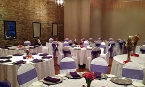 Banquet Hall Action Center: Four-Hour Venue Rental at Banquet Hall Action Center (30% Off)