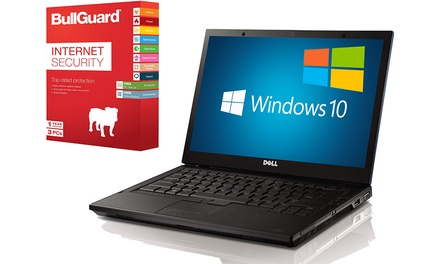Dell Latitude E reconditionné, Intel Core i5, Windows 10 Home avec antivirus Bullguard en option, livraison offerte