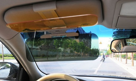 Visera parasol para coche