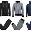 Men's Tech Fleece Hoodie and Joggers Set