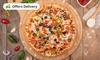 Choice of Any Two Medium Pizzas
