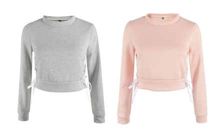 Autumn LongSleeved Split Fleece: One $17 or Two $27