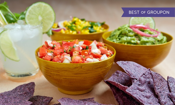 Cinco De Mayo - Valley Cottage: Mexican Dinner at Cinco De Mayo (Up to 48% Off). Two Options Available.