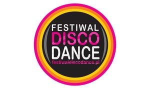 9 Festiwal Disco Dance: 9. Festiwal Disco Dance w zamku w Olsztynie: 2 bilety za 54,99 zł i więcej opcji (do -41%)