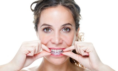 image for $159 for $2,500 Towards  Invisalign Treatment and Take-Home Teeth Whitening Kit at 4th Avenue Orthodontics