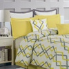 8-Piece Luxury Overfilled and Oversized Comforter Sets