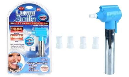 One, Two or Three Luma Smile Teeth Cleaners