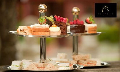 image for Afternoon Tea at The Crazy Bear Farm Shop £14.50 (51% Off)