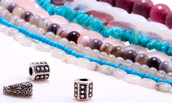 Brooklyn Bead Box - Boerum Hill: $15 Worth of Craft Supplies and Classes