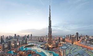 Visite de Dubaï et d'Abu Dhabi avec l'Explorer Pass en coupe-file Dubaï