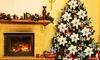 120-Piece Christmas Decoration Set