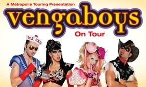 Oztix: Vengaboys Concert Ticket at The Big Top at Luna Park Sydney, Milsons Point for $79.90 (Save $16.90)