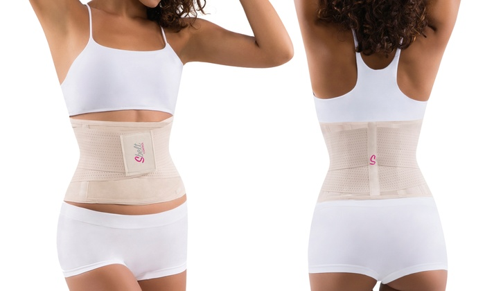 Exceptionnel 72% Off on Sbelt's Miss Waist Trainer | Groupon Goods RL04