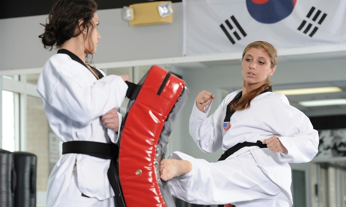 Peak Taekwondo Academy - Markham: One-Month Membership for One or Two at Peak Taekwondo Academy (Up to 75% Off)