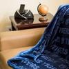 NCAA Velvet Plush Blanket