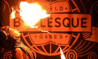 The World Burlesque Games on 9 - 11 November at Shaw Theatre (Up to 47% Off)