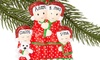 Treasured Ornaments: Hand Painted Personalized Christmas Ornaments (Up to 50% Off)