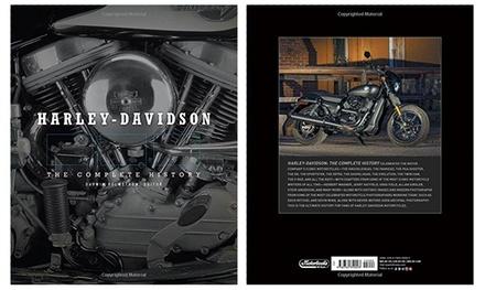 History of the Harley Davidson Book
