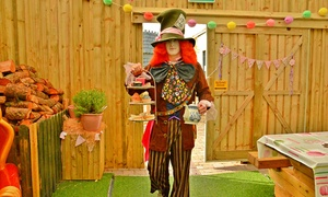 Rathwood: Alice Out of Wonderland for Up to Five at Rathwood (Up to 47% Off)
