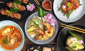 Uber Thai Newcastle: $29 for $50, or $58 for $100 to Spend on Thai Food at Uber Thai Newcastle
