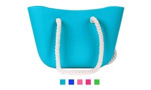 Silicone Beach Bag