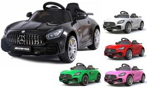 Voiture Mercedes-Benz enfant