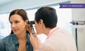 Dr.ssa Francesca Auriti: Visita otorinolarinoiatrica con esame audiometrico ed audiovestibolarein zona Trieste (sconto fino a 86%)