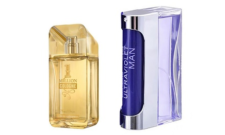 paco rabanne ultraviolet edt man 100 ml e 1 million. Black Bedroom Furniture Sets. Home Design Ideas