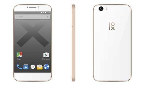 Smartphone OMEGA X Primux con pantalla de 5.5' pulgadas y sistema operativo Android