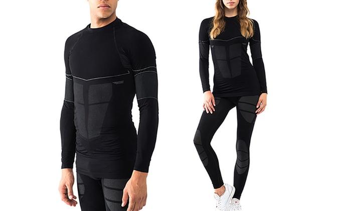sur des pieds à magasiner pour authentique bons plans sur la mode Sous-vêtements thermiques Aim High Long | Groupon