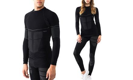 Conjunto de ropa térmica larga para hombre o mujer desde 22,99 € (hasta 83% de descuento)