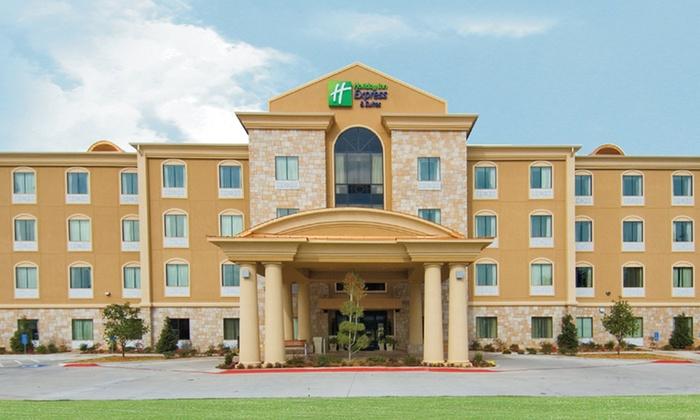 Holiday Inn Express Hotel & Suites Texarkana East - Texarkana: Stay at Holiday Inn Express Hotel & Suites Texarkana East in Texarkana, AR