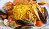 Ai Tre Canai: menu pesce e vino