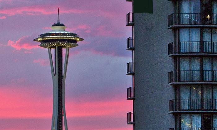 Seattle Hotel & Breakfast near Top Attractions