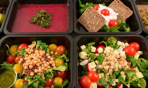 Egobody: Wybrany catering dietetyczny: 3 dni od 124,99 zł i więcej opcji z firmą Egobody Catering Dietetyczny