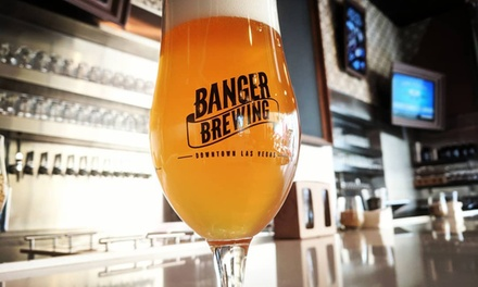 Beer Experience for Two or Four at Banger Brewing (Up to 40% Off)