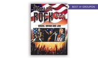 Tickets to Classic Rock USA, 24 March, Wrexham (Up to 32% Off)