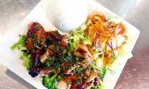 Wayside Noodles: Vietnamese Food and Drinks for Two or Four at Wayside Noodles (40% Off)