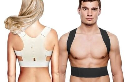 Magnetic Therapy Posture Support Tops