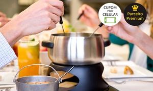 Empório Gaúcho: Empório Gaúcho – Moema: rodízio de fondue para 1 ou 2 pessoas