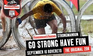 Rcs Active Team: StrongManRun 2017, la più divertente corsa ad ostacoli, il 16 settembre a Rovereto (sconto fino a 27%)