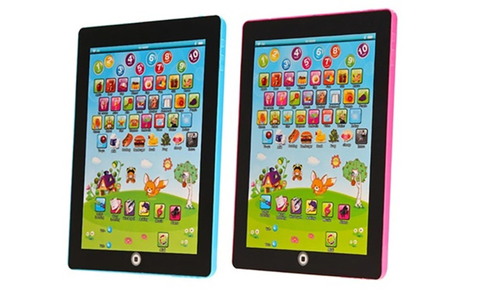 One or Two Multi-Function Learning Tablets for £5.98