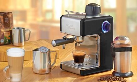 Cooks Professional Espresso Maker Groupon