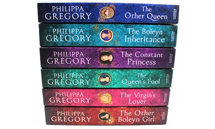 Philippa Gregory Six-Book Collection