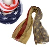 American-Flag Fashion Scarves